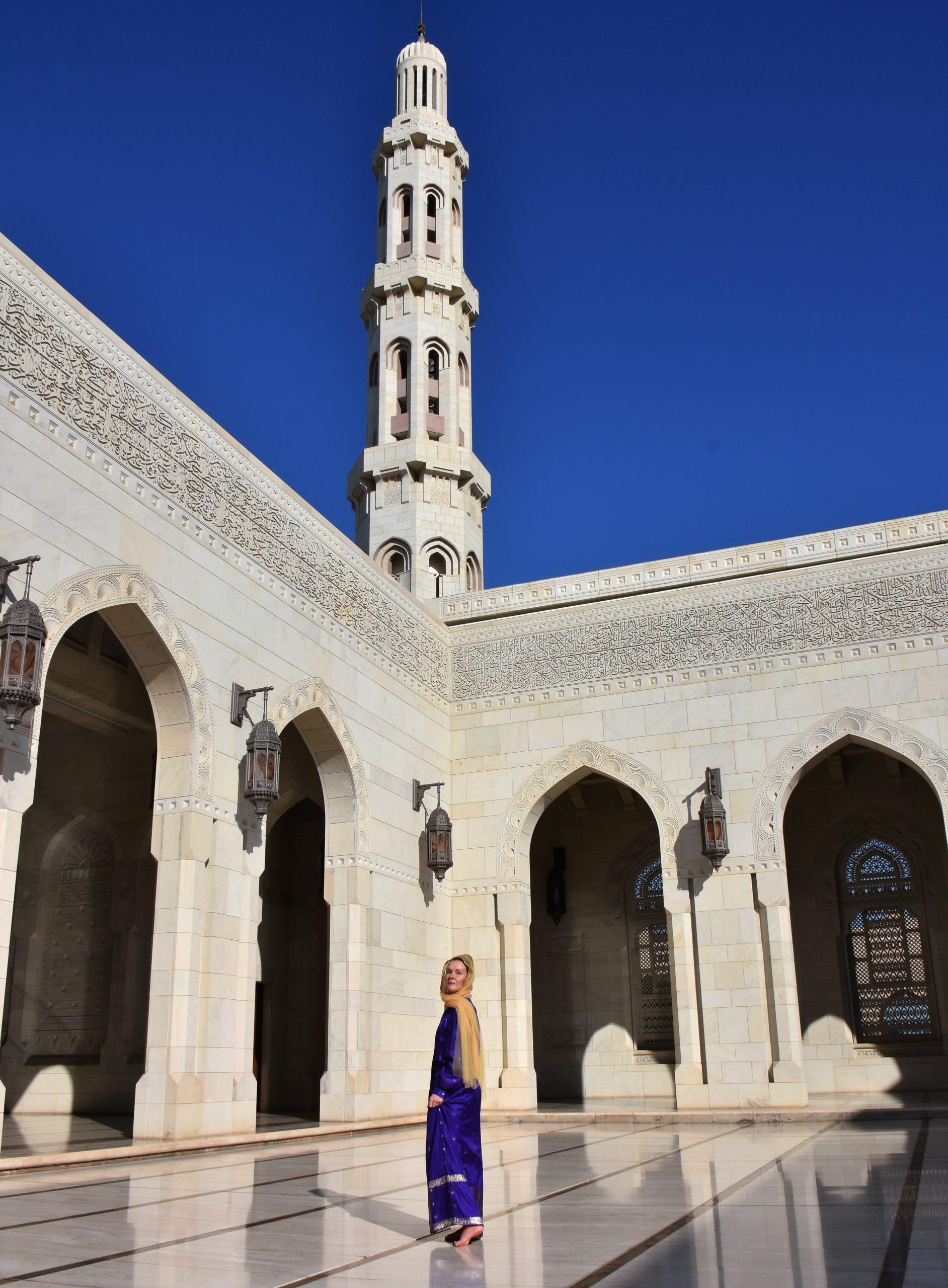 Oman…